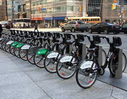 Sistemas de compartilhamento de bicicletas de cinco cidades brasileiras