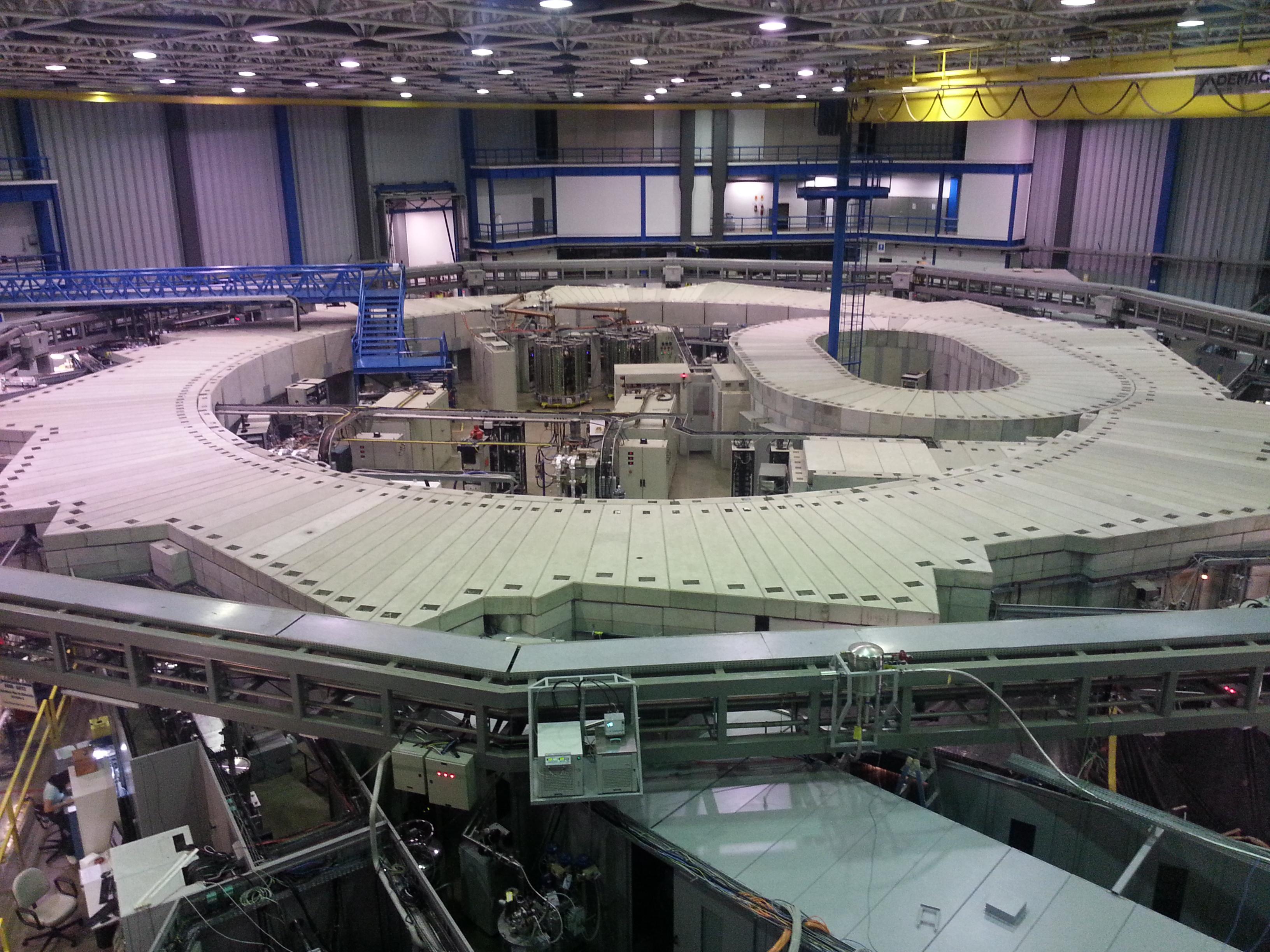 Acelerador de partículas Sírius