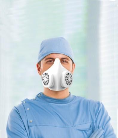 Máscara reutilizável contra coronavírus é desenvolvida por startup