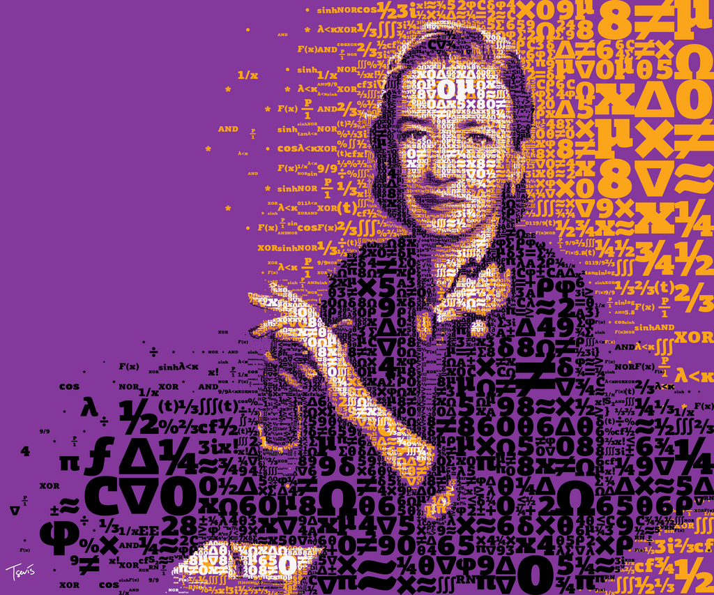 Além de ser uma entre os responsáveis pela criação da linguagem COBOL, Grace Hopper idealizou o conceito de sub-rotinas visando aproveitar os blocos de comandos já utilizados reduzindo tempo e esforço para reescrevê-los. Além disso, ela foi responsável pelos termos bug e debug pois ao tentar encontrar o problema de um computador MARK I, achou uma mariposa (bug) interrompendo os circuitos da máquina e, ao retirá-la (debugging), a máquina voltou a funcionar.(Foto: Amazing Grace por Charis Tsevis)