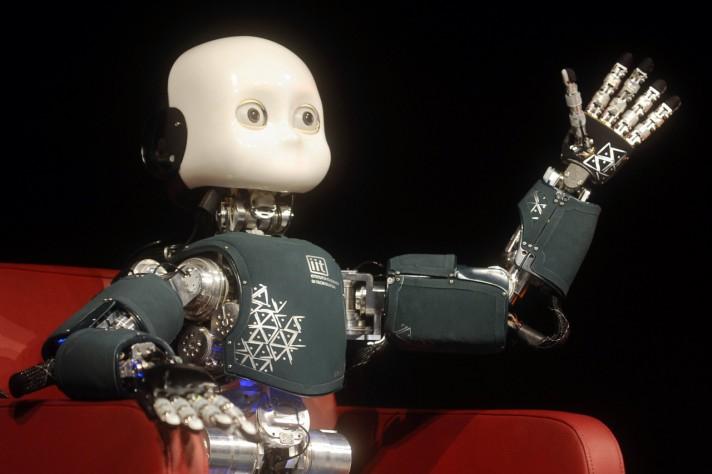 Inteligência Artificial em Robôs Humanoides