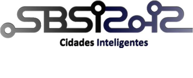 Apoio ao SBSI 2012