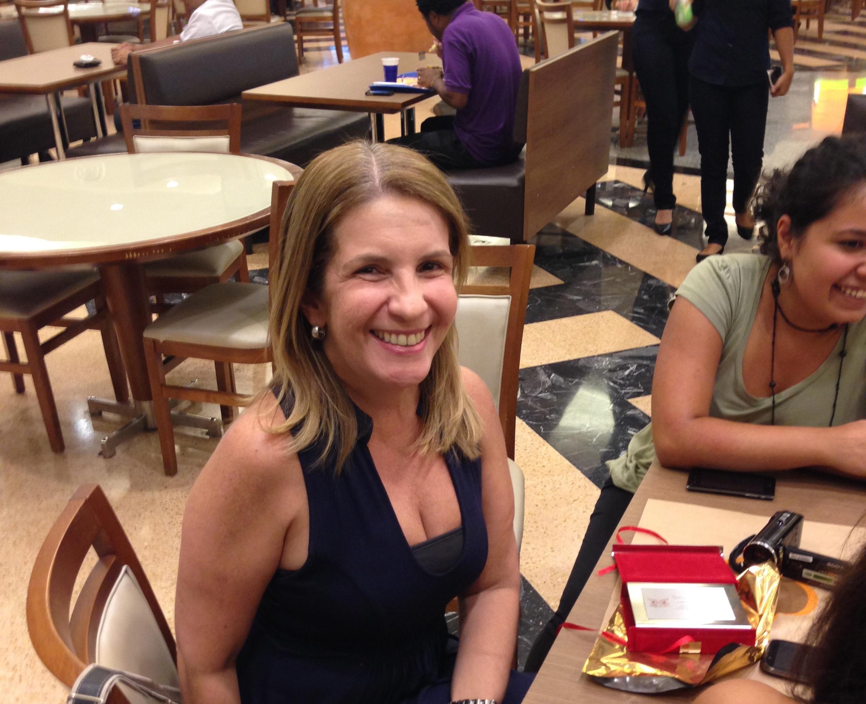 Café Filosófico – Coordenação do curso de Bacharelado em Sistemas de Informação, com a Prof. Dr. Patrícia Rufino Oliveira