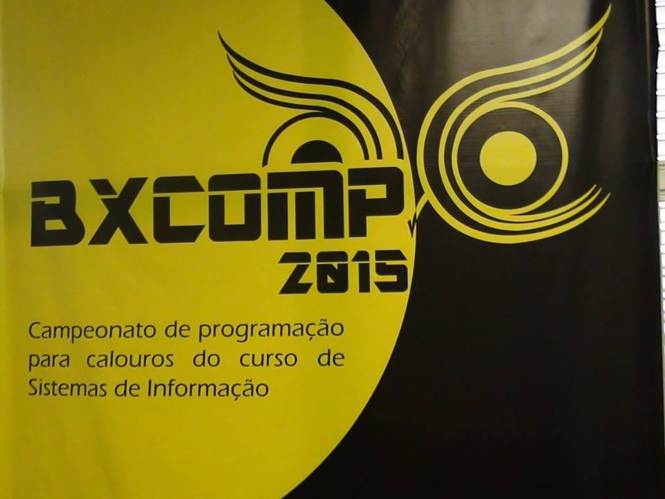 V BXComp – Visão geral e premiação