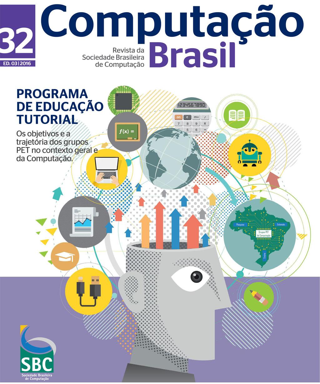 PET na revista Computação Brasil
