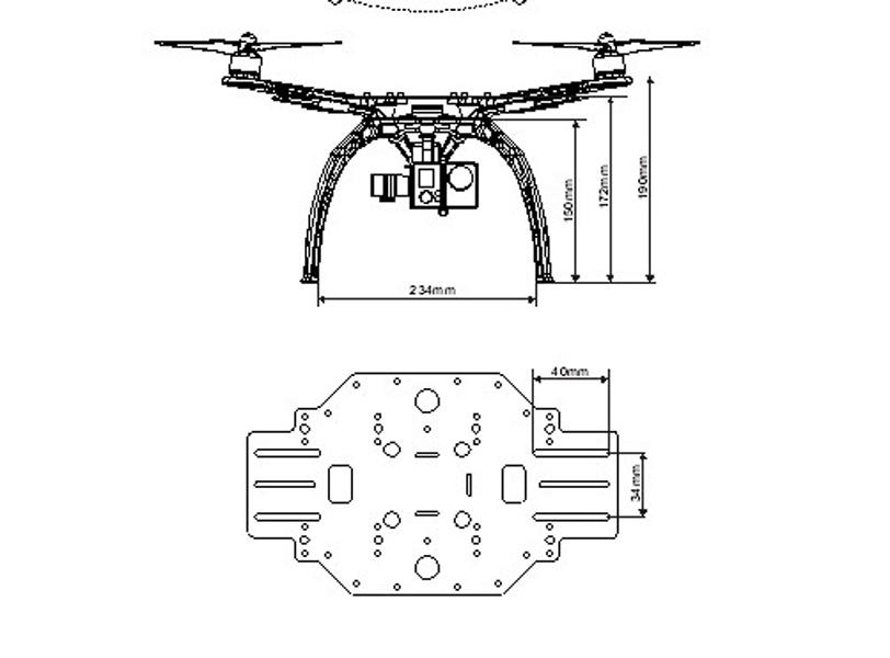 Especificação, construção e aplicação de veículos aéreos não tripulados (VANT) em pesquisa e extensão