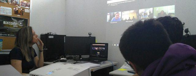 Tema abordado: medidas contra evasão e retenção de alunos em cursos de computação. Grupos participantes da reunião: PET Ciência da Computação – Universidade Estadual do Oeste do Paraná (UNIOESTE), com […]