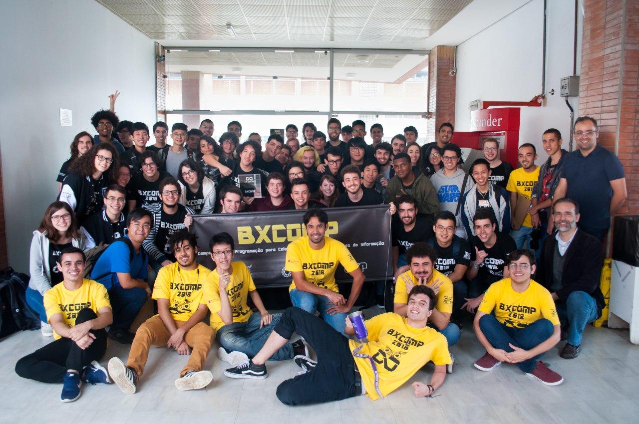 Fim do BXCOMP 2018