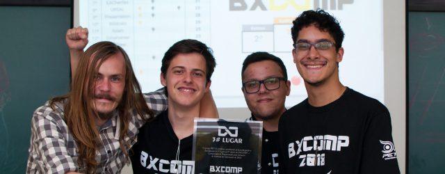 É com muito orgulho e satisfação que o PET-SI anuncia o final do BXCOMP VIII. Depois de alguns meses de preparação e 7 semanas de competição, é muito gratificante poder […]