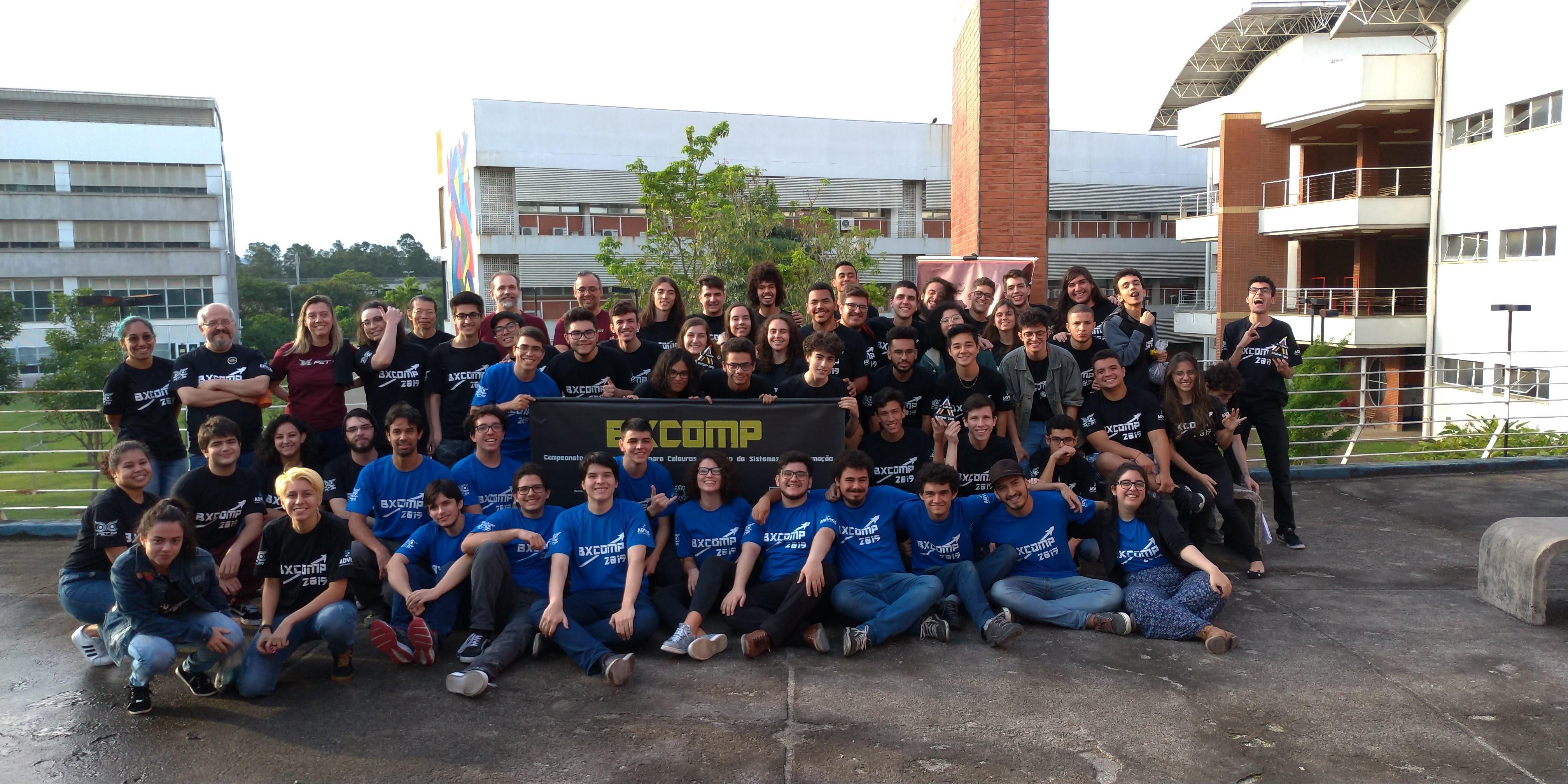 FIM DO BXCOMP 2019
