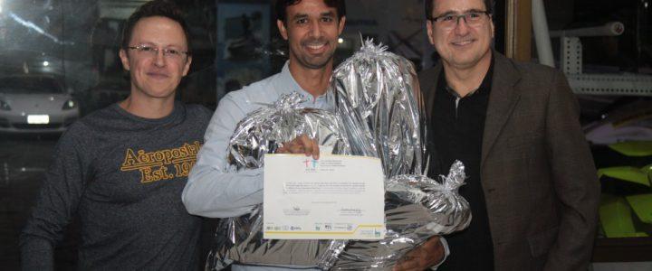 Professor de SI recebe prêmio de melhor artigo do IHC 2019