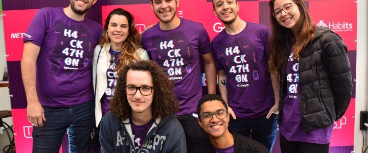"""Estudantes de SI participaram em peso da """"Hackathon Netshoes"""""""